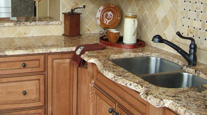 ... Granite Kitchen Countertops ...