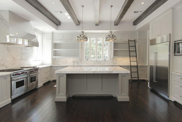 Kitchens Miami Circle Marble Fabrication