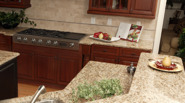 Granite Countertops Atlanta : Kitchens ? Miami Circle Marble & Fabrication