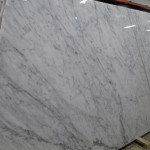 Bianca Carrara 95x71 Italy Marble