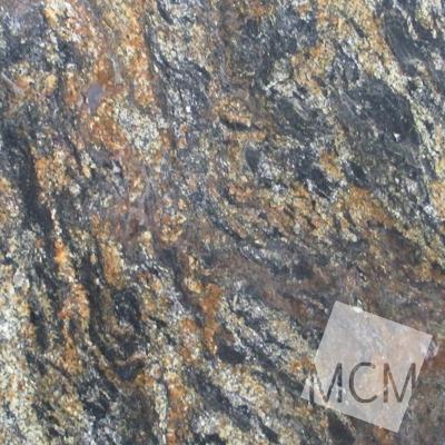 Magma Gold Miami Circle Marble Amp Fabrication