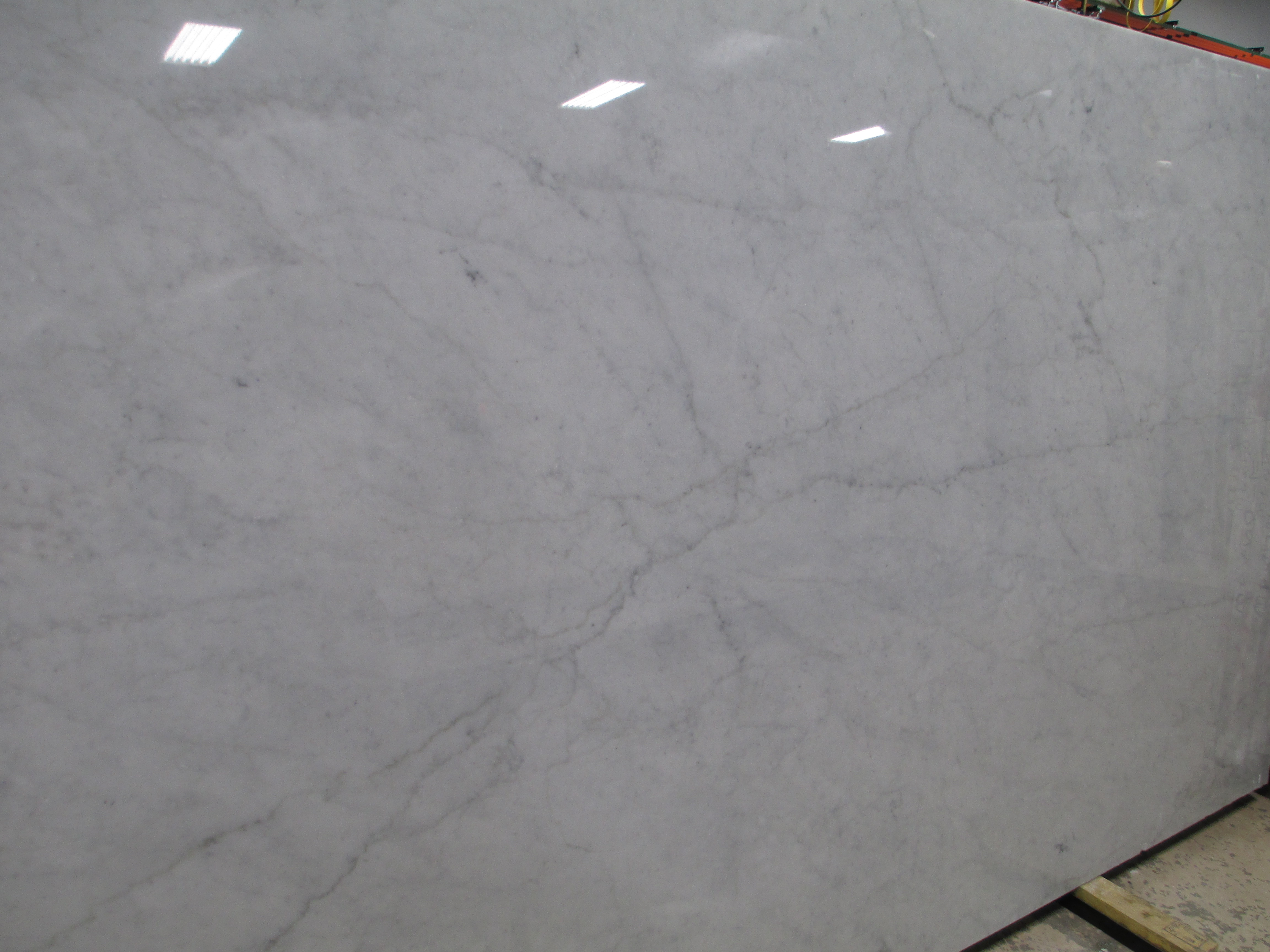 White carrara miami circle marble fabrication Italian carrara white marble countertop