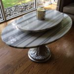 Equator Marble Table