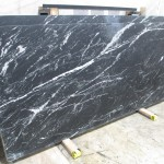 Soapstone Black Moon Leathered 118x55