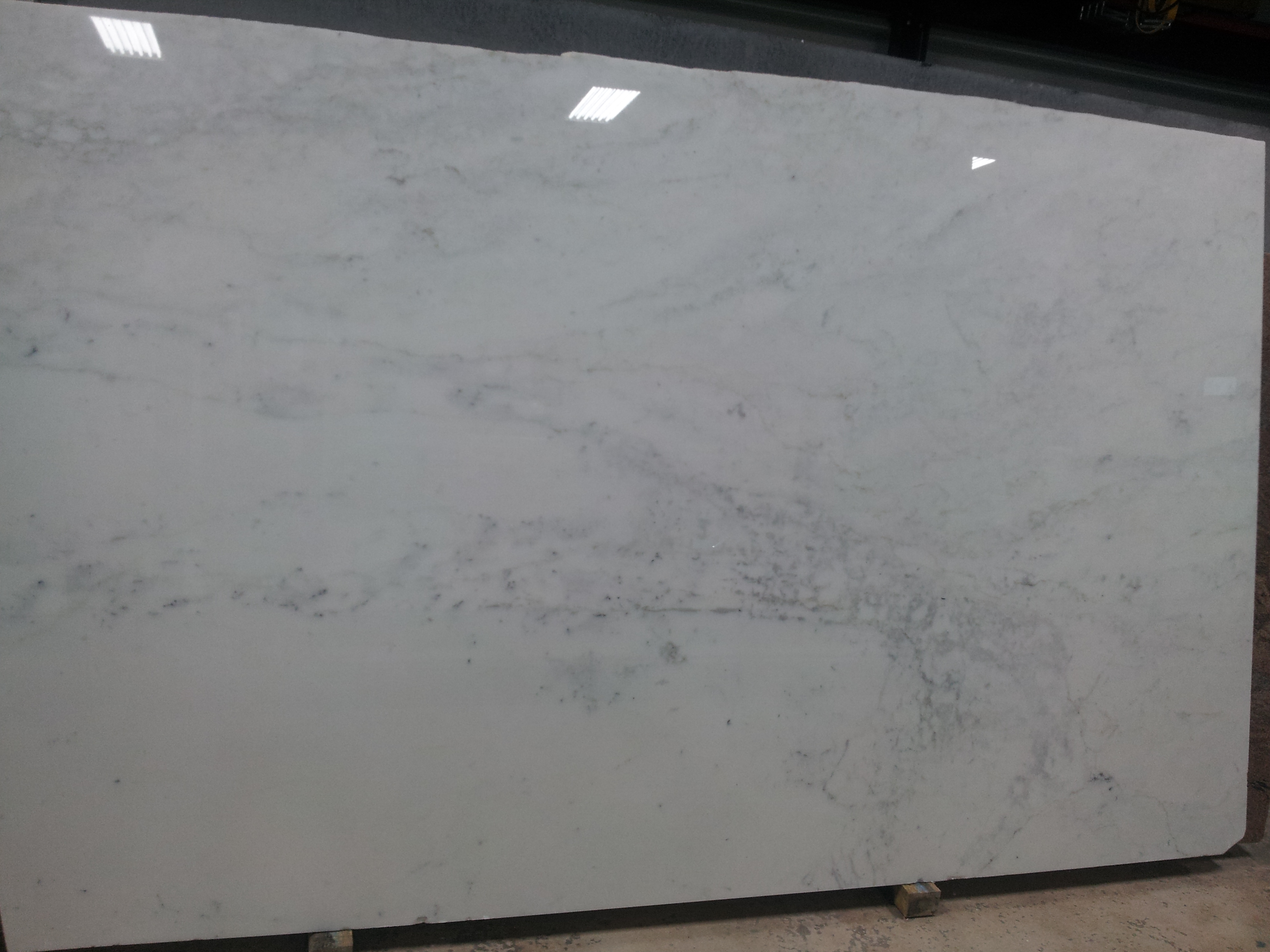 Calacatta Michelangelo Miami Circle Marble Amp Fabrication