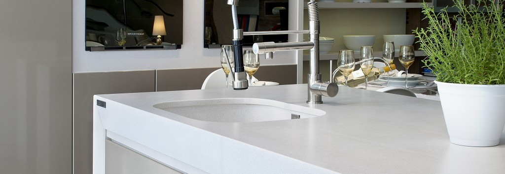 White Storm Silestone Miami Circle Marble Amp Fabrication